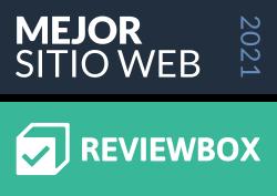 Mejor sitio web 2021